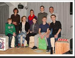 Theateraufführung Fritz Schuhmacher Schule